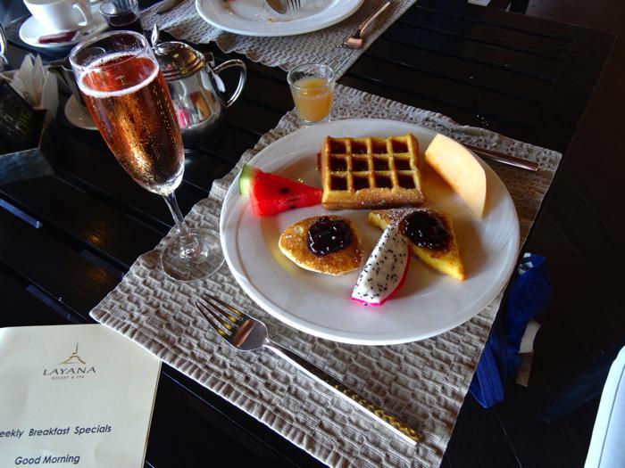 layana breakfast