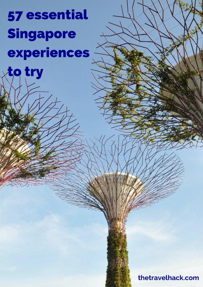 Essential Singapore Experiences
