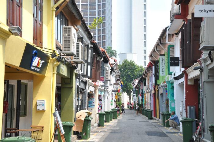 Essential Singapore Experiences - Shop