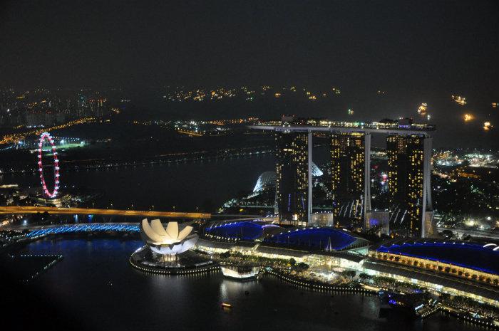 Essential Singapore Experiences - Views