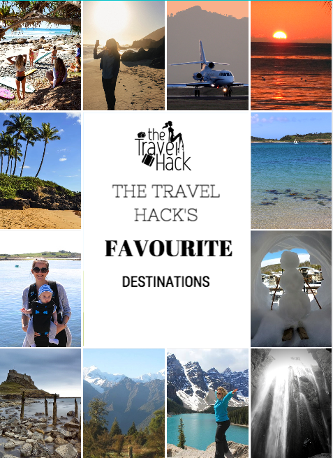 The Travel Hack's favourite destinations