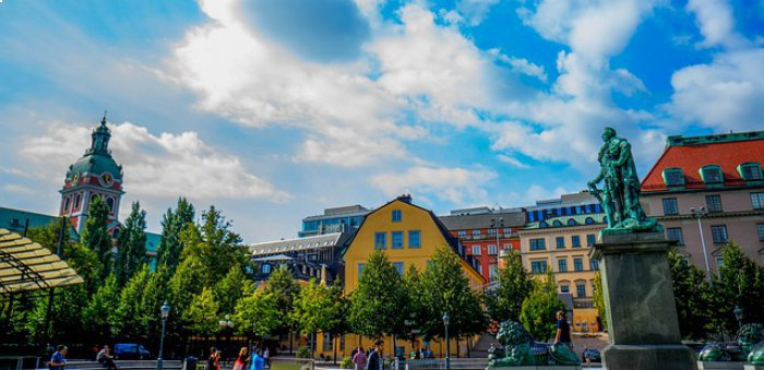 use your AVIOS Upgrade voucher to fly to Stockholm