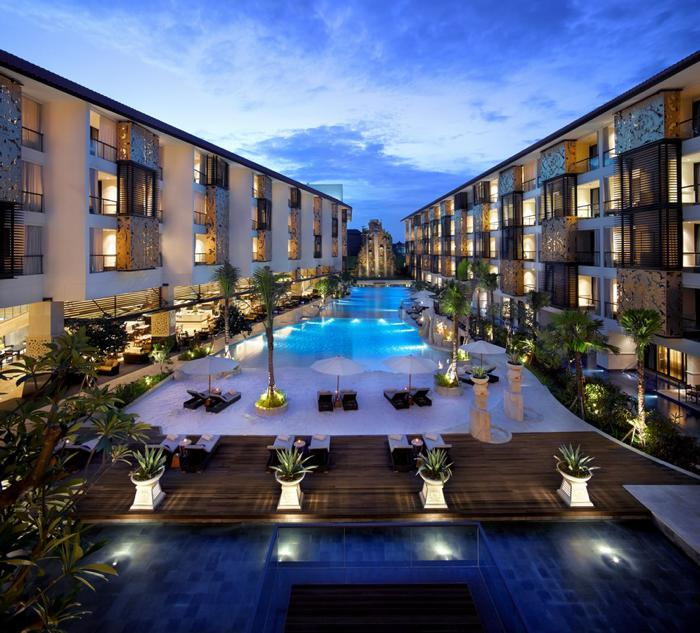 5 luxurious but affordable hotels in southeast asia for Bali indonesia hotels 5 star