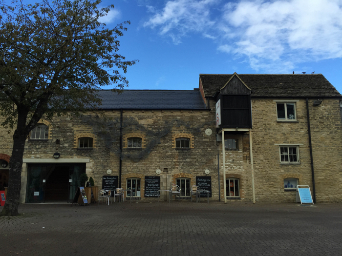 New brewery Arts Centre, Cirencester