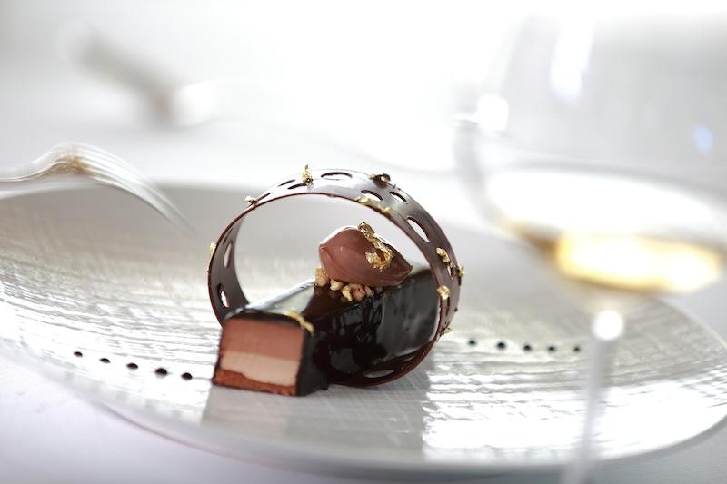 Dessert Finger au Chocolat 01-kf 0064