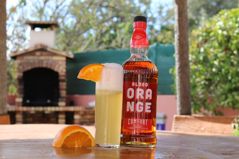 Frozen Blood Orange Cocktails 11