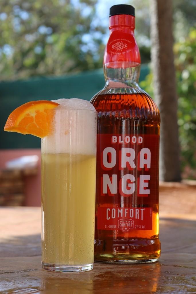 Frozen Blood Orange Cocktails 12