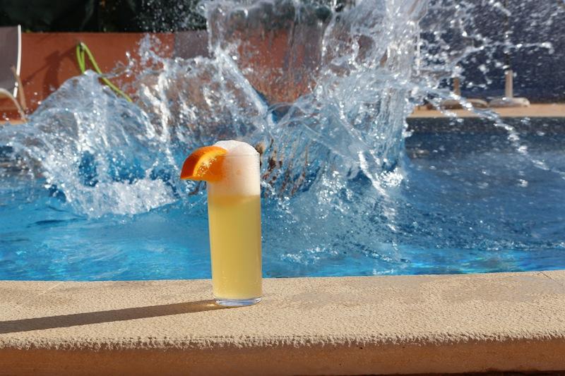 Frozen Blood Orange Cocktails 15