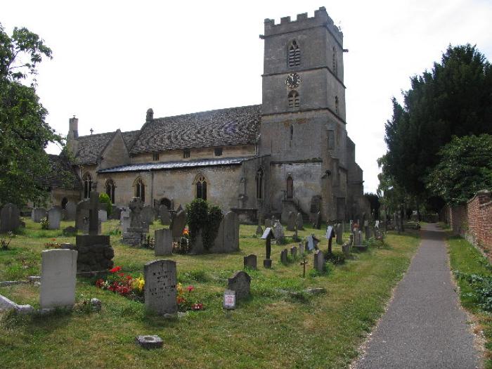 St-Mary-Church-Prestbury