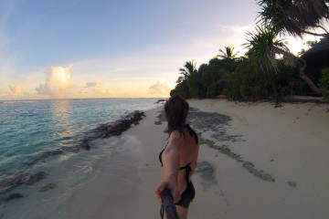 Healthy holiday habits I'm bringing home from the Maldives