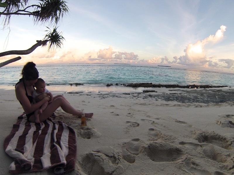 Healthy holiday habits from the Maldives