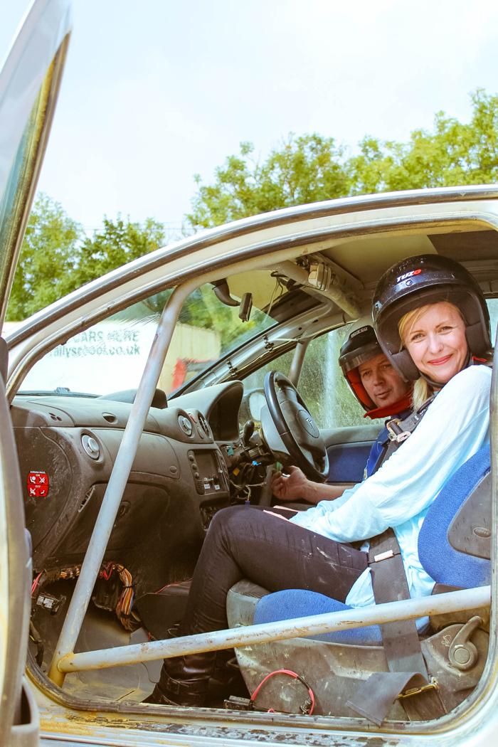 rally school cirencester