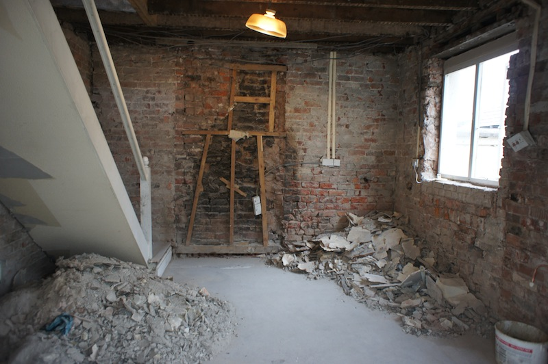 House renovation Project Blog