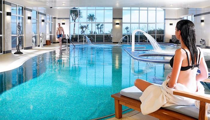 Inchydoney Lodge Thalassotherapy pool