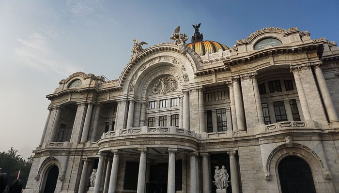 24 Hours in Mexico City