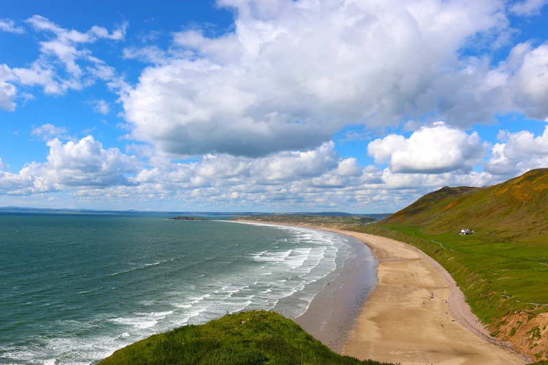 A perfect weekend itinerary and things to do in Swansea Bay