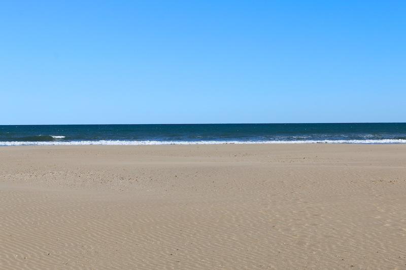 Beach in Valencia