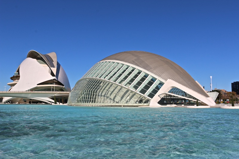 City of Arts and Sciences on The Travel Hack