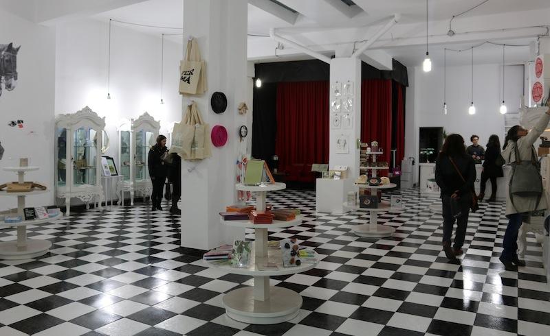 Cool shops in Ruzafa