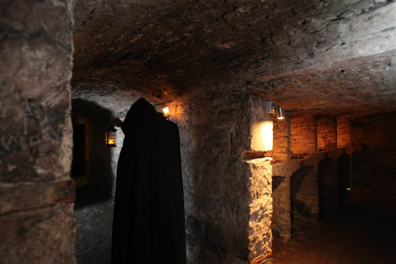 Edinburgh's Underground - Ghost Tour