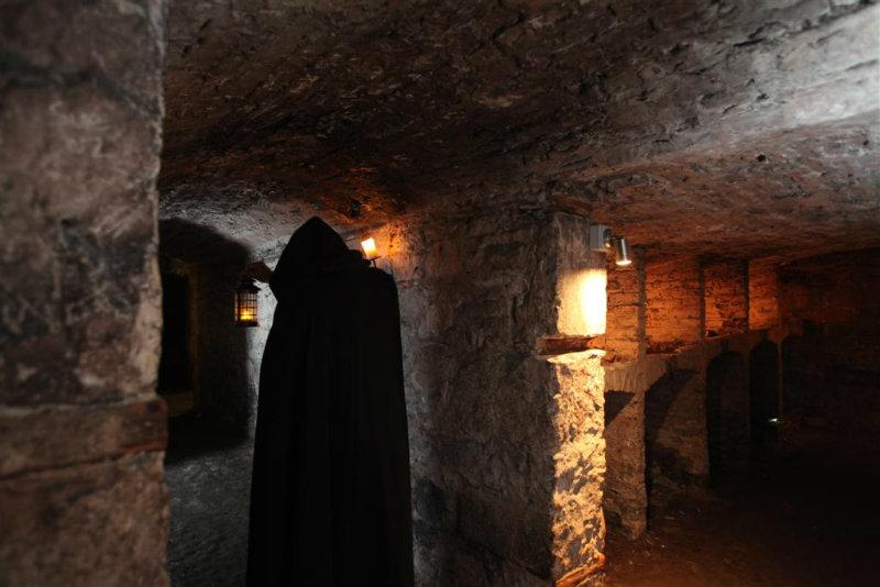 Edinburgh's Underground - Ghost Tour