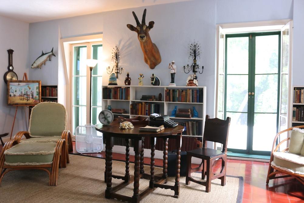 Ernest Hemingway's Office