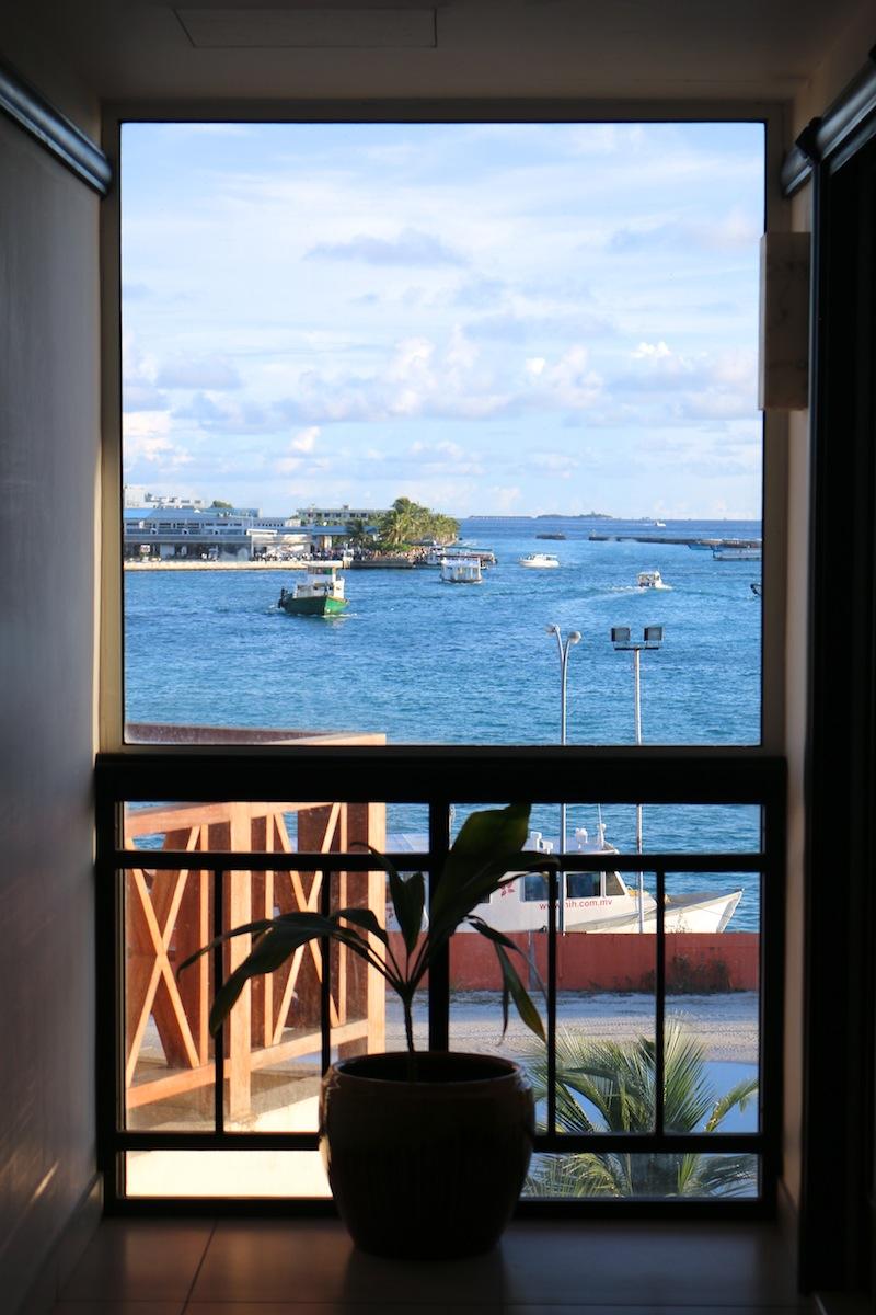 Hulhule Island Hotel Maldives review