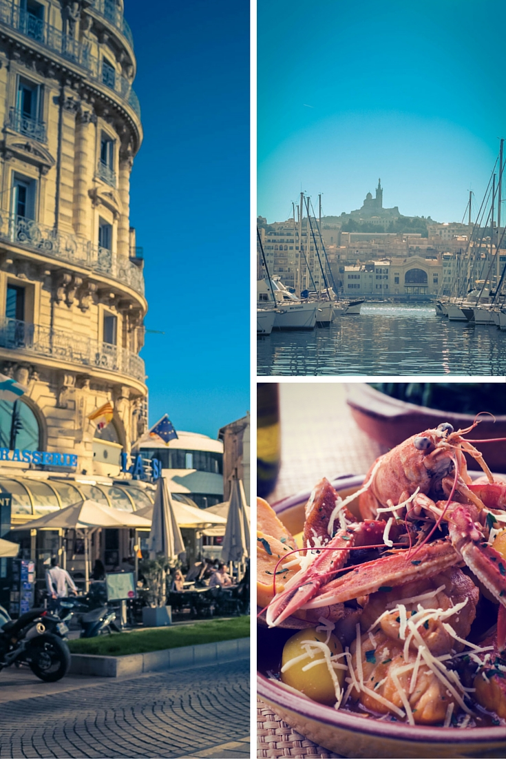 One day in Marseille: bouillabaisse