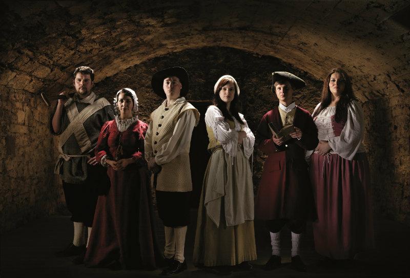 Edinburgh's Underground - The Real Mary King's Close