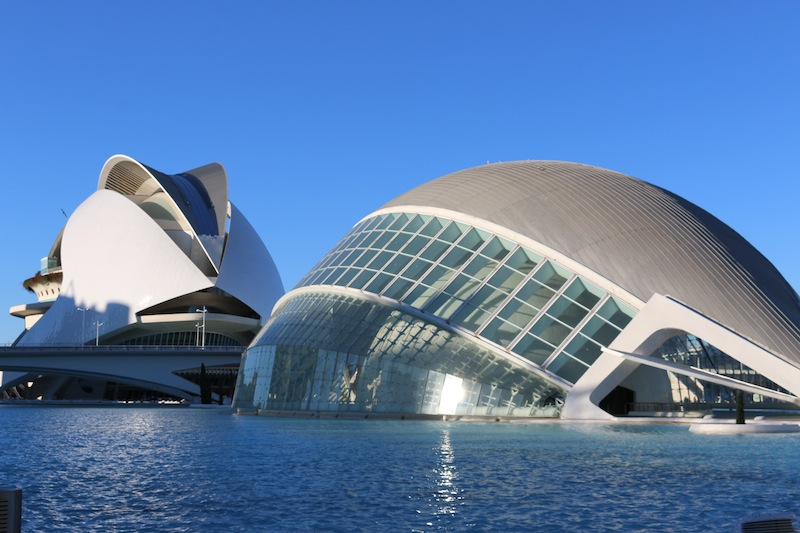 Museum of Arts and Sciences in Valencia on The Travel Hack