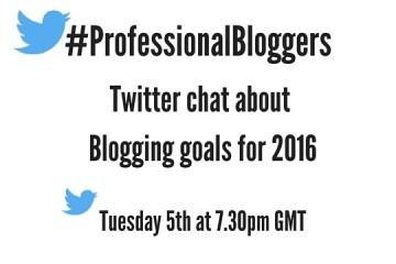 #ProfessionalBloggers