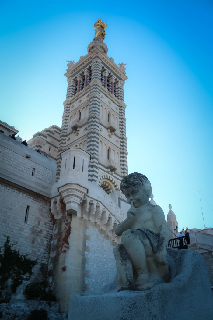 One day in Marseille: Marseille Cathedral