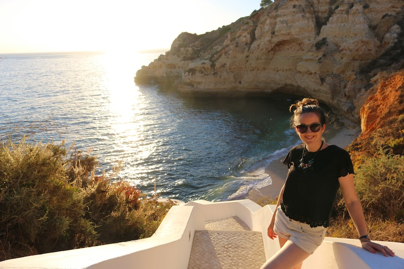 The Travel Hack in the Algarve