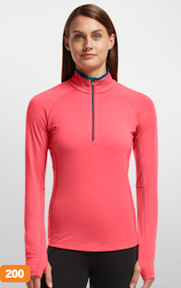 Thermals for a ski trip