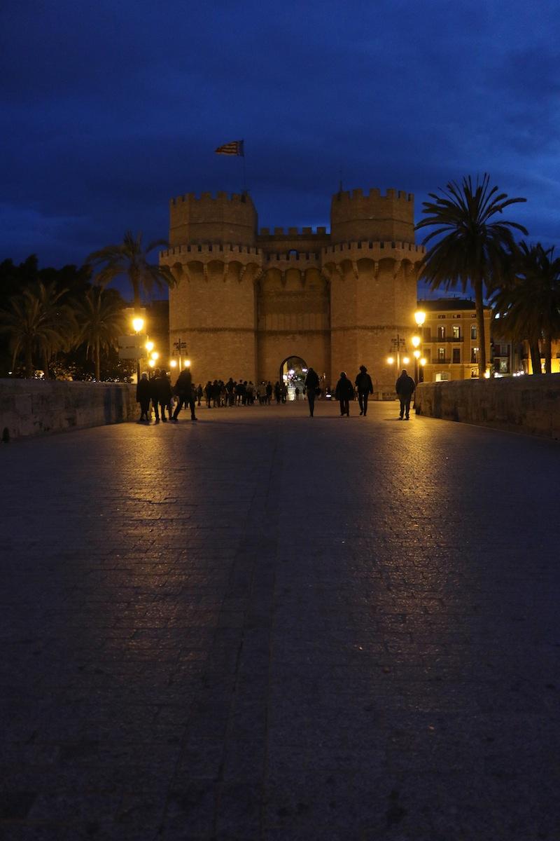 Valencia gateway to the city
