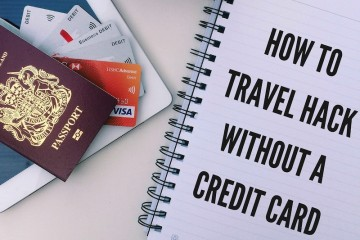 travel hacking credit cards
