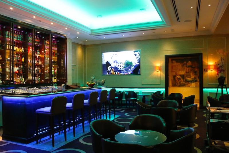 Corinthia Hotel Buapest Bar