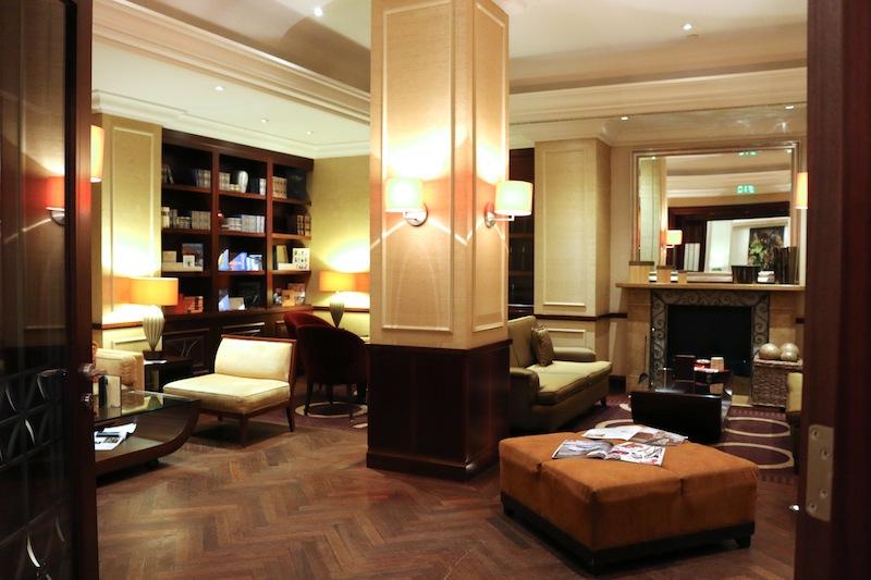 Corinthia Hotel Buapest Lounge Bar