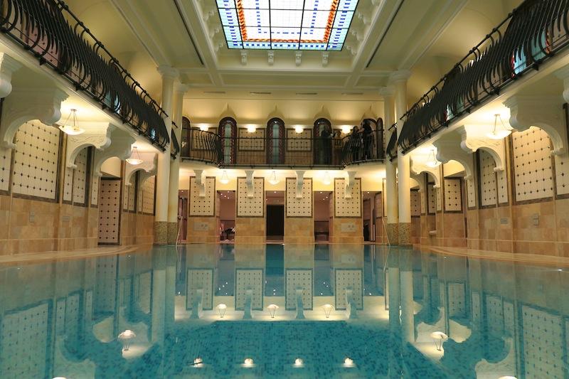 Corinthia Hotel Buapest Spa