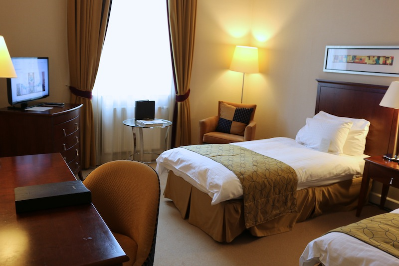Corinthia Hotel Buapest Twin Room Review