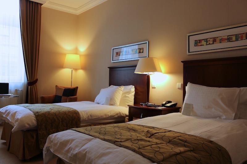 Corinthia Hotel Buapest Twin Room