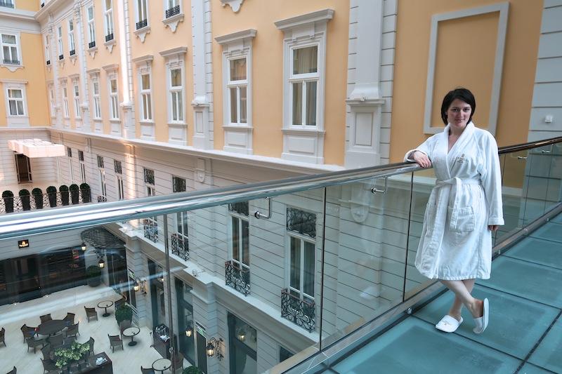 Corinthia Hotel Buapest review
