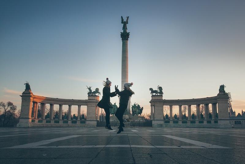 Flytographer review | Budapest
