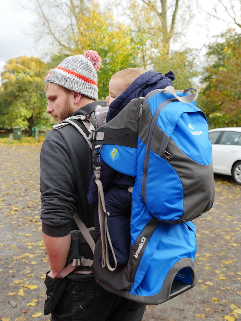 LittleLife All Terrain Carrier Review for Baby
