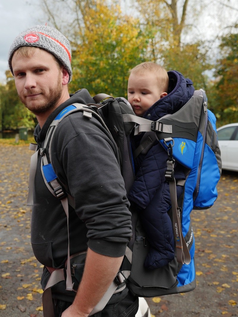 Littlelife All Terrain Carrier Review The Travel Hack