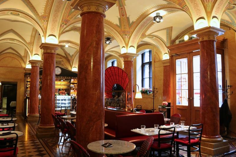 Opera House Cafe Budapest