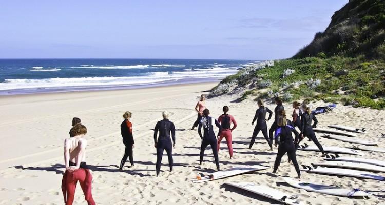 Rapture Surfcamp Portugal