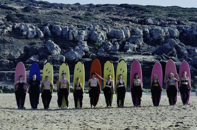 Rapture Surfcamp Portugal | The Travel Hack