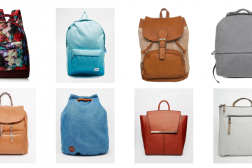 Stylish backpacks for travelling