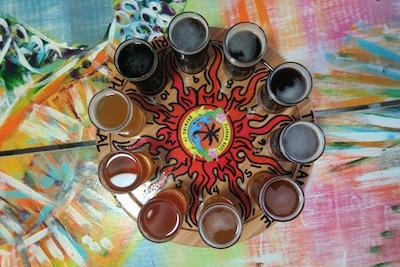 Craft Beer tasting in Key West